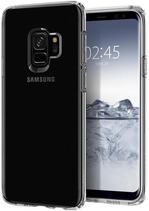 Spigen Liquid Crystal pro Samsung Galaxy S9, clear