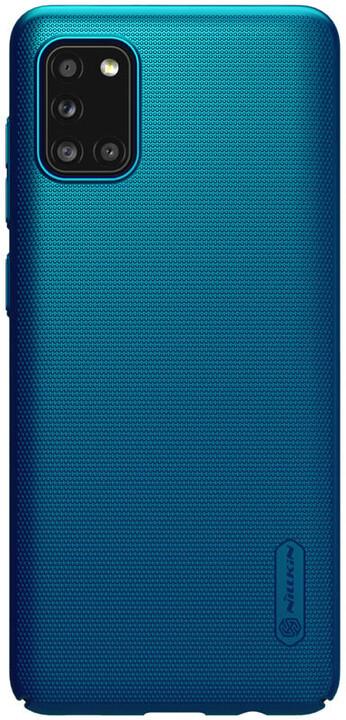 Nillkin zadní kryt Super Frosted pro Samsung Galaxy A31, paví modrá