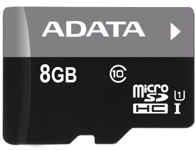ADATA Micro SDHC Premier 8GB UHS-I