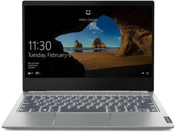 Lenovo ThinkBook S-13-IWL, šedá