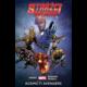 Komiks Strážci galaxie 1: Kosmičtí Avengers