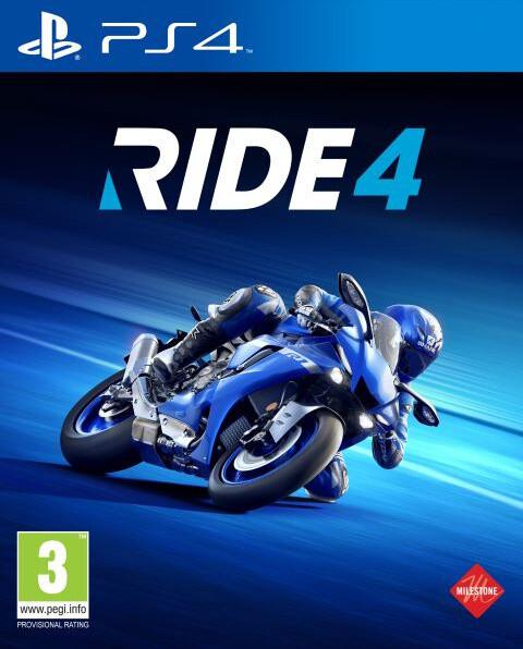 Ride 4 (PS4)