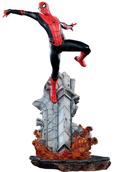 Figurka Spider-Man: Far From Home - Spider-man 1/10 art scale