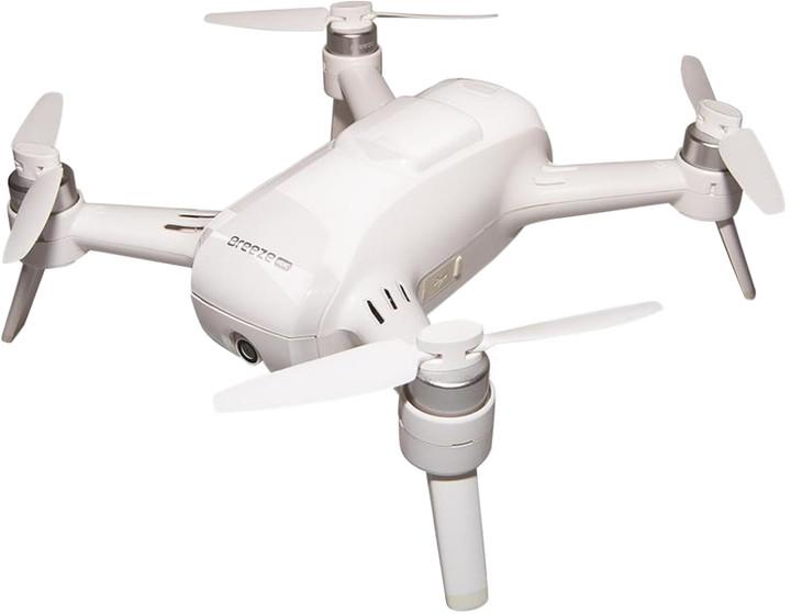 YUNEEC kvadrokoptéra - dron, BREEZE se 4K kamerou, bílá