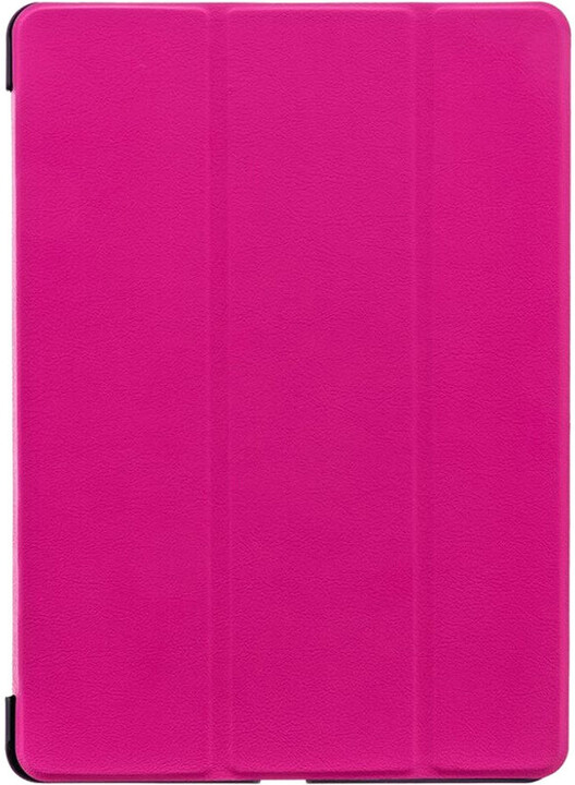 Tactical Book pouzdro Tri Fold pro Lenovo Tab M7, růžová