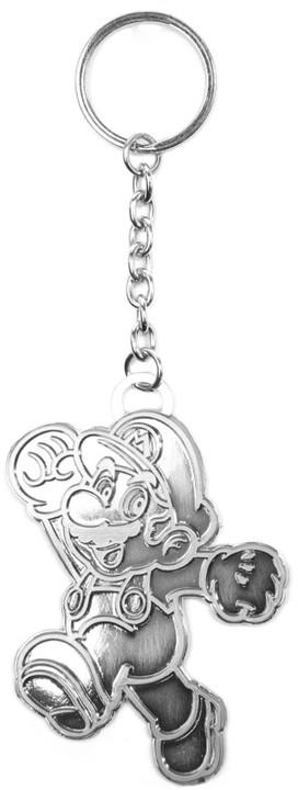 Nintendo, Silver Mario - klíčenka