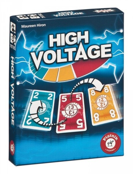 Karetní hra Piatnik High Voltage (CZ)