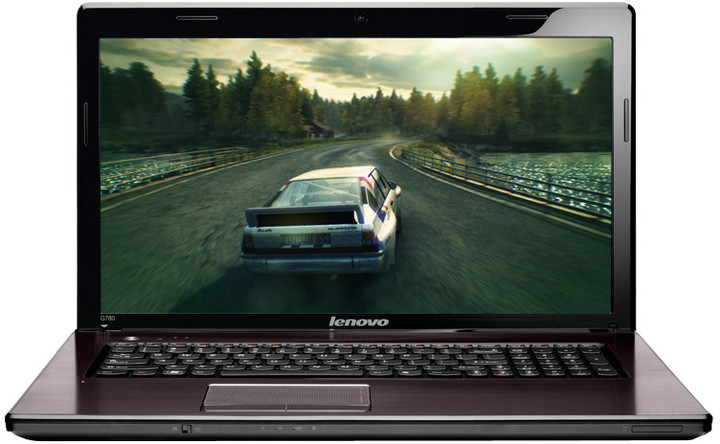 Lenovo IdeaPad G780, Dark Metal