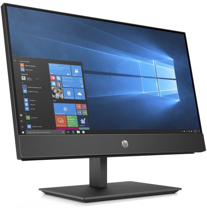 HP ProOne 600 G5, černá