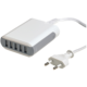 CELLY nabíjecí stanice s 5x USB, 8 A