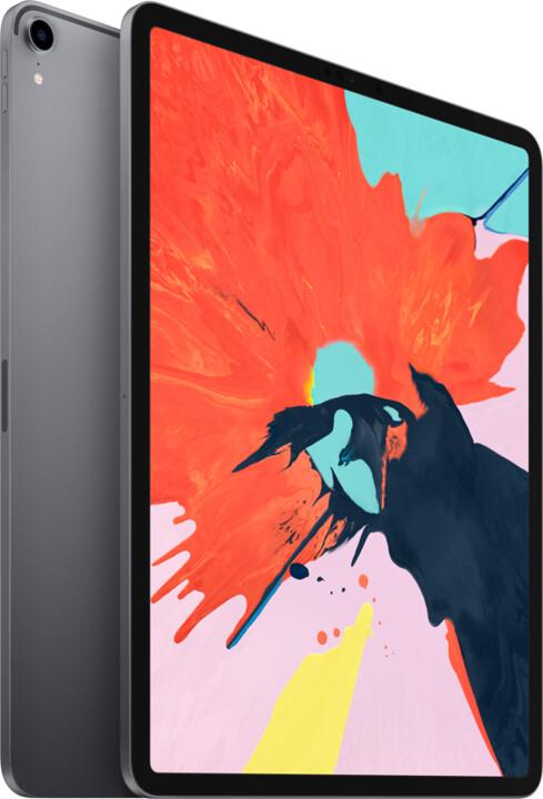 "Apple iPad Pro Wi-Fi, 12.9"" 2018, 256GB, šedá"
