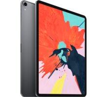 """Apple iPad Pro Wi-Fi, 12.9"""" 2018, 512GB, šedá  + Půlroční předplatné magazínů Blesk, Computer, Sport a Reflex v hodnotě 5 800 Kč + Apple TV+ na rok zdarma"""