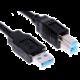 PremiumCord USB 3.0, A-B - 2m