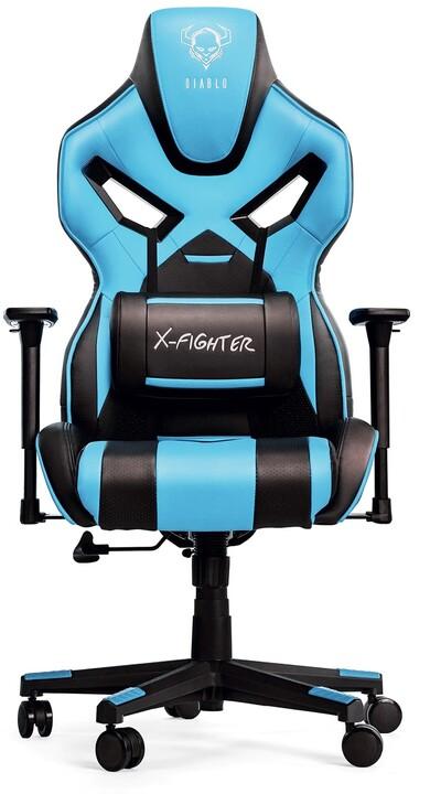 Diablo X-Fighter, černá/modrá