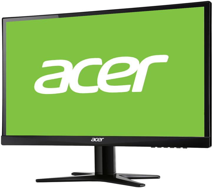 "Acer G227HQLAbid - LED monitor 22"""