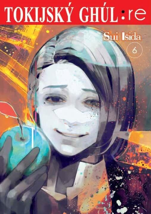 Komiks Tokijský ghúl: re, 6.díl, manga