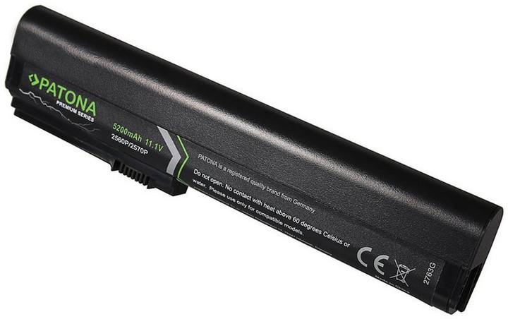 Patona baterie pro ntb HP 2560p 5200mAh Li-Ion 11,1V PREMIUM