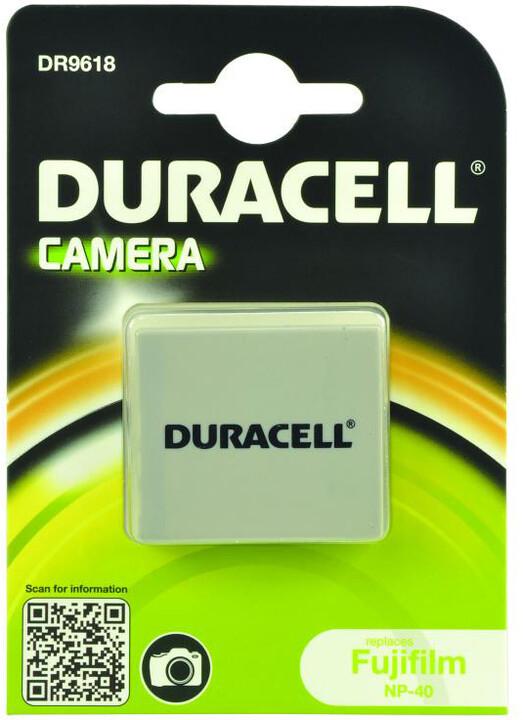 Duracell baterie alternativní pro Fujifilm NP-40
