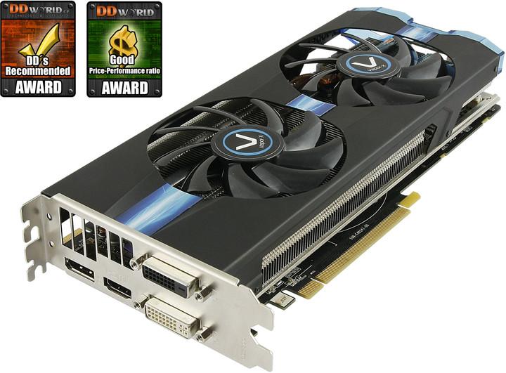 Sapphire R9 270X VAPOR-X 2GB GDDR5 OC WITH BOOST