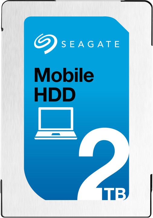 Seagate Mobile - 2TB