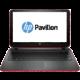 HP Pavilion 15 (15-p203nc), červená