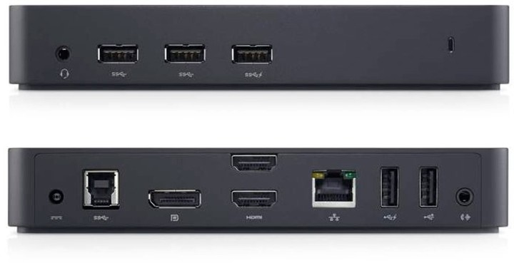 Dell D3100 replikátor portů/ USB 3.0