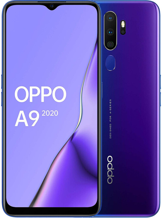 Oppo A9 (2020), 4GB/128GB, Space Purple