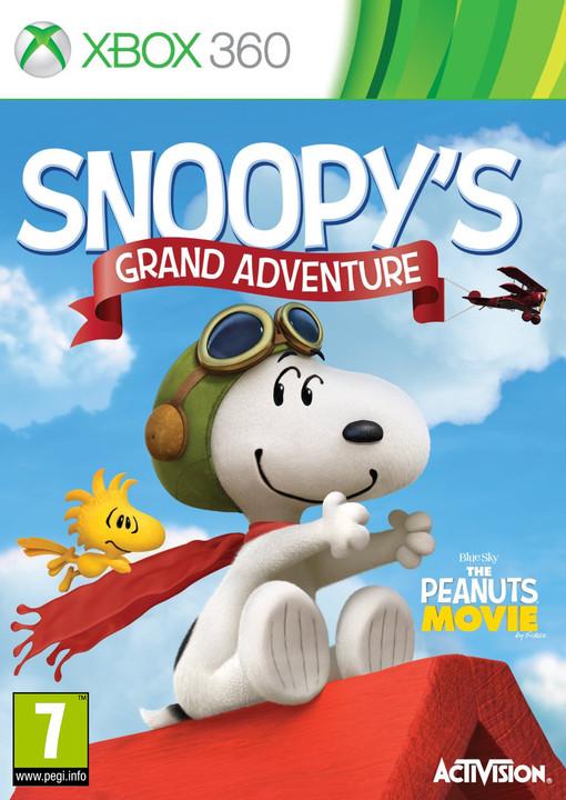Snoopys Grand Adventure - X360
