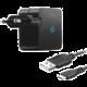TRUST USB nabíječka Wall Charger 10W