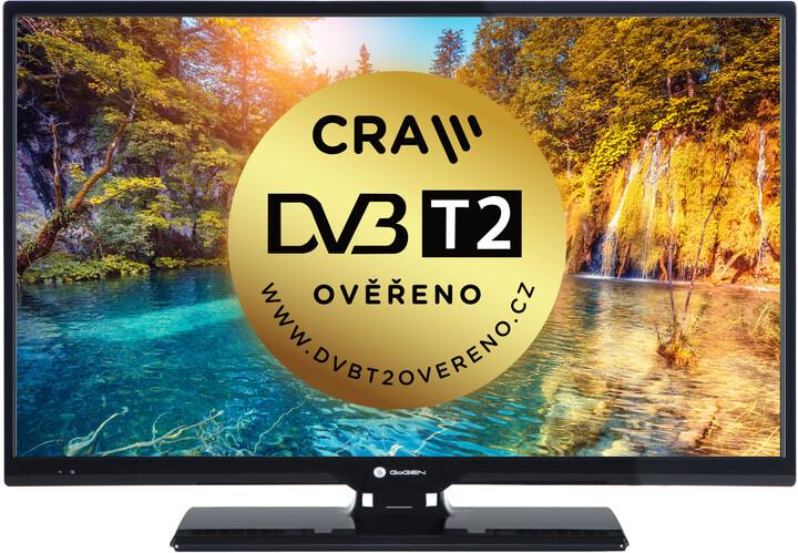 GoGEN TVH 24N266T - 61cm
