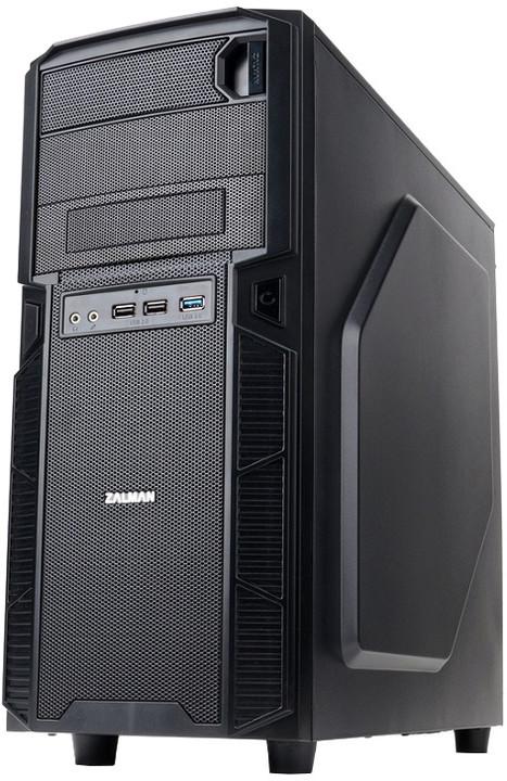 CZC PC OFFICE i5-4460/8GB/1TB + 120GB SSD/DVD/W10
