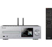 Pioneer XC-HM86D-S, stříbrná  + Powerbanka EnerGEEK v hodnotě 499 Kč