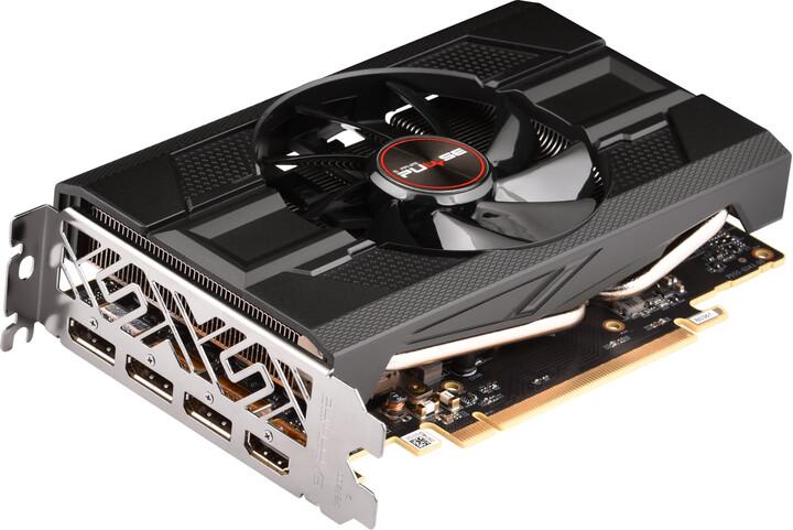 Sapphire Radeon PULSE RX 5500 XT SF 4G OC, 4GB GDDR6