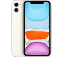 Apple iPhone 11, 64GB, White Apple TV+ na rok zdarma + Elektronické předplatné čtiva v hodnotě 4 800 Kč na půl roku zdarma