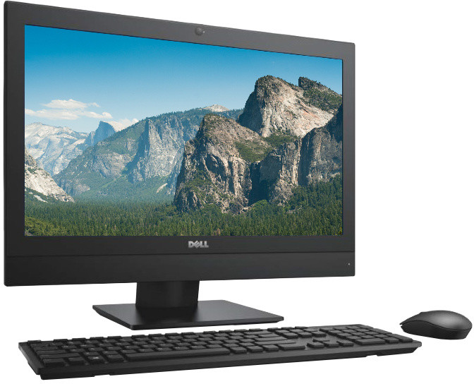 Dell OptiPlex 22 (3240), černá