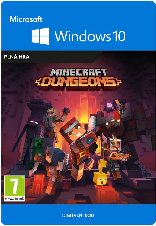 Minecraft Dungeons (PC) - elektronicky
