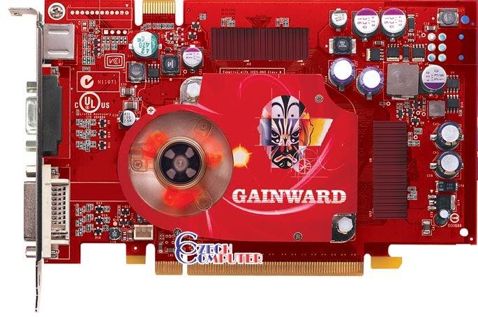 Gainward FX PowerPack Ultra/1960 PCX 128MB, PCI-E