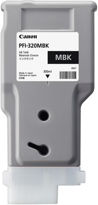 Canon PFI-320MBK, matte black