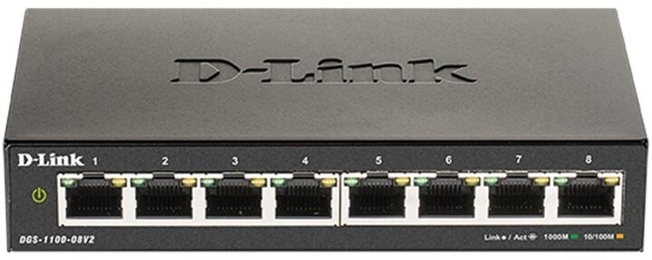 D-Link DGS-1100-08V2