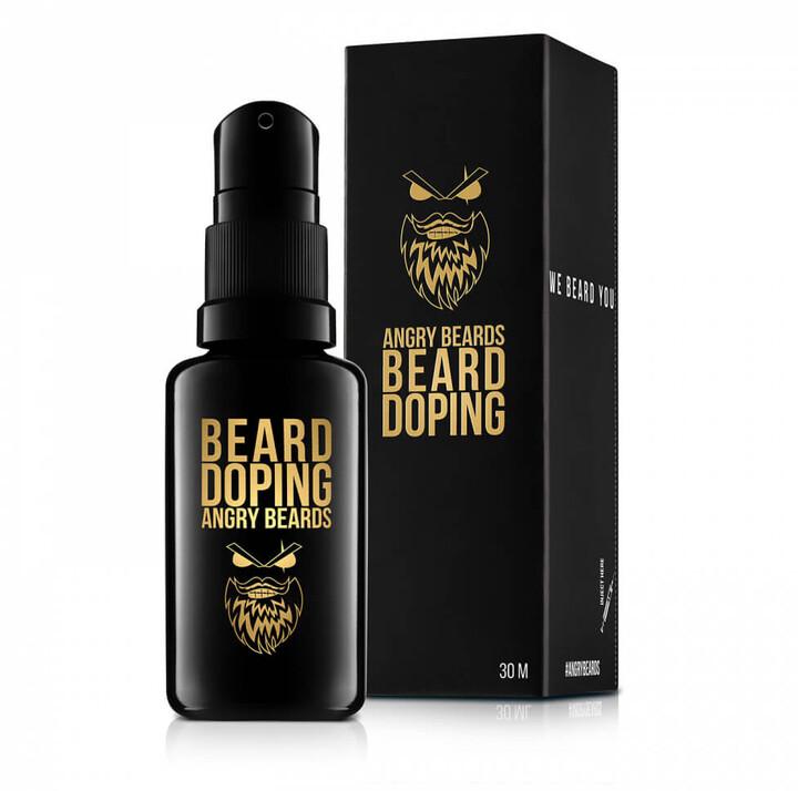 Angry Beards Beard Doping, přípravek pro růst vousů 30 ml