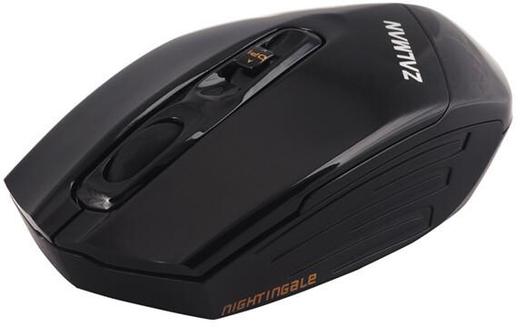 Zalman ZM-M500WL, černá