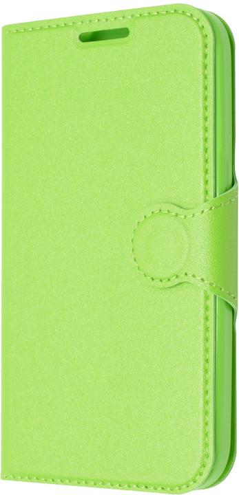 FIXED flipové pouzdro pro Samsung Galaxy Core Prime, G360, zelená