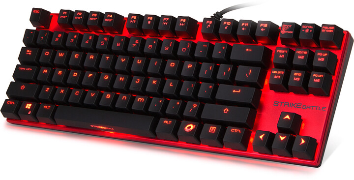 Ozone Strike Battle, Cherry MX Red, US