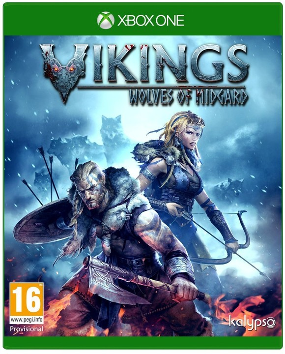 Vikings: Wolves of Midgard (Xbox ONE)