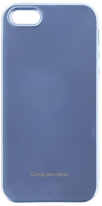 Molan Cano Jelly TPU Pouzdro pro Honor 9 Lite, nebesky modrá