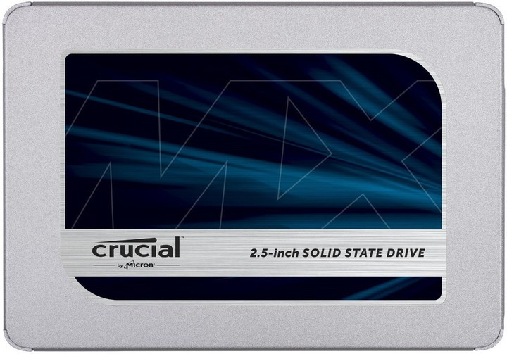 "Crucial MX500, 2,5"" - 1TB"