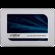 """Crucial MX500, 2,5"""" - 1TB 5x 100 Kč slevový kód na hry a herní merchandising nad 499 Kč"""