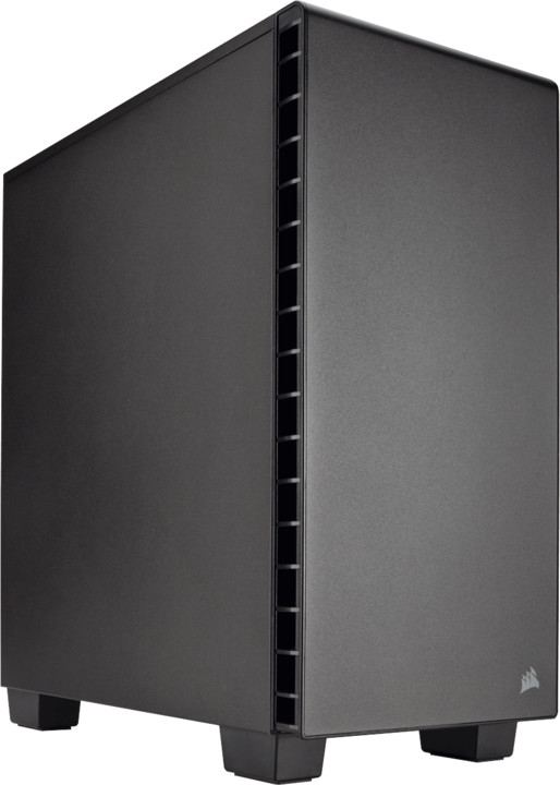 Corsair Carbide Quiet 400Q Black Compact