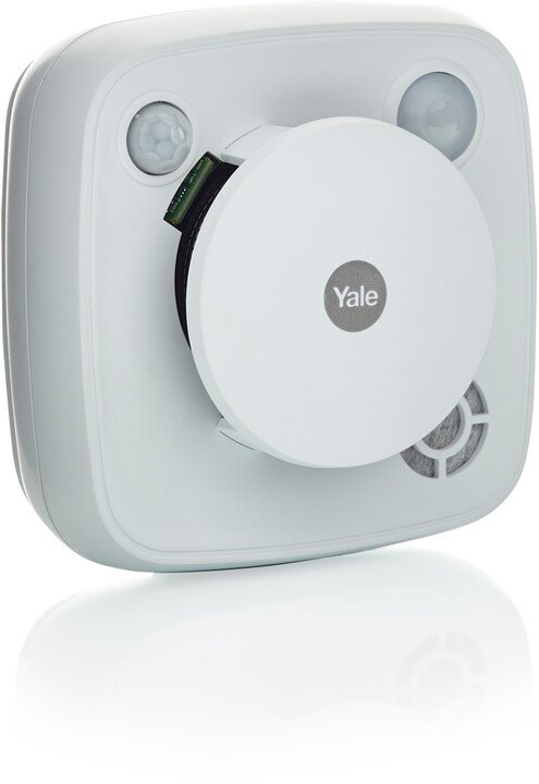 YALE SYNC Senzor kouře/tepla 3v1
