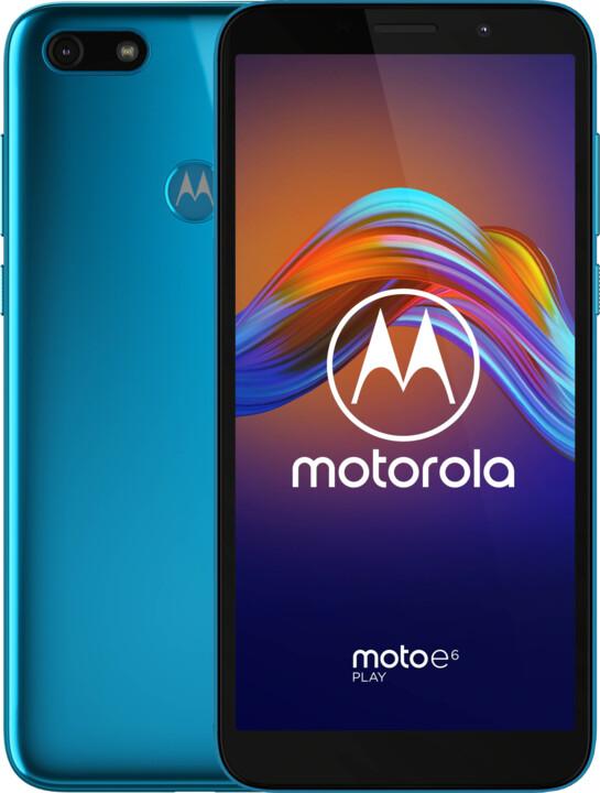 Motorola Moto E6 Play, 2GB/32GB, Tranquil Teal